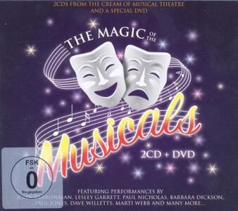 Magic of the Musicals - CD Audio