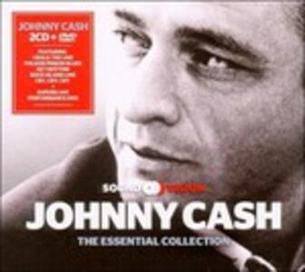 Sound Vision. The Essential Collection - CD Audio + DVD di Johnny Cash