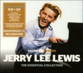 The Essential Collection - CD Audio + DVD di Jerry Lee Lewis