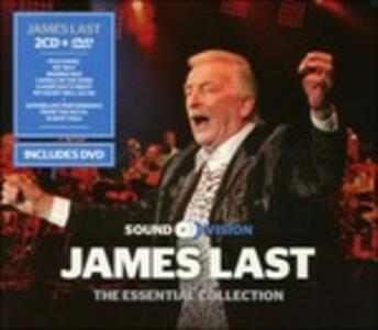 The Essential Collection - CD Audio + DVD di James Last
