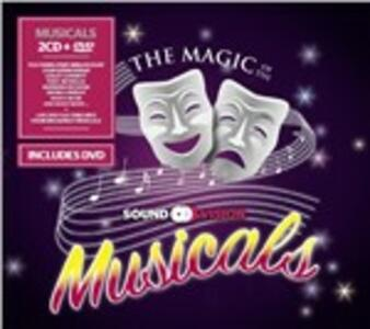 The Magic Of The Musicals - CD Audio