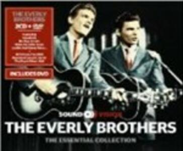 The Everly Brothers - CD Audio + DVD di Everly Brothers