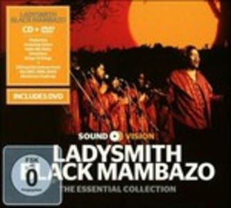 The Essential Collection - CD Audio + DVD di Ladysmith Black Mambazo