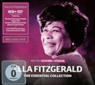 The Essential Collection - CD Audio di Ella Fitzgerald