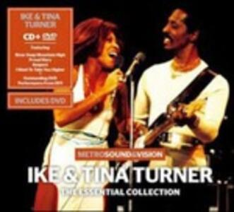 The Essential Collection - CD Audio + DVD di Tina Turner,Ike
