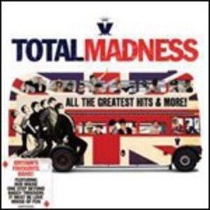 Total Madness - CD Audio di Madness