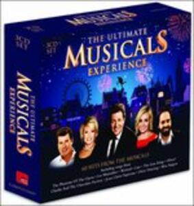 Ultimate Musicals - CD Audio