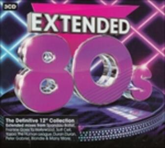 Extended 80's - CD Audio