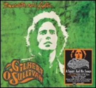 I'm a Writer, Not a Fighter - CD Audio di Gilbert O'Sullivan