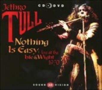 Nothing Is Easy - CD Audio di Jethro Tull