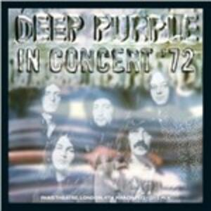 Live in Concert at the 2006 Montreux - CD Audio di Deep Purple