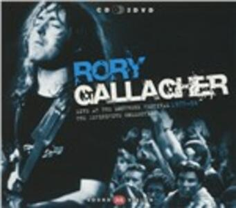 Live at Montreux - CD Audio + DVD di Rory Gallagher