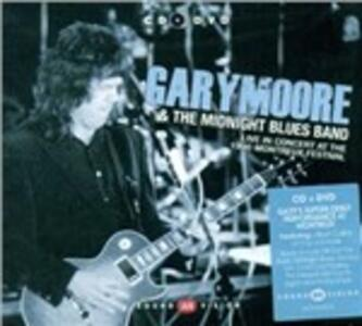 Live in COncert at the 1990 Montreaux Festival - CD Audio + DVD di Gary Moore