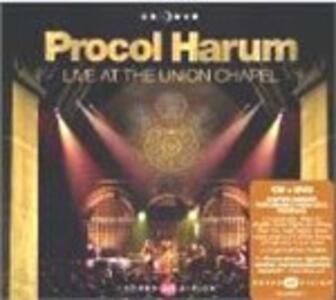 Live at the Union Chapel - CD Audio di Procol Harum