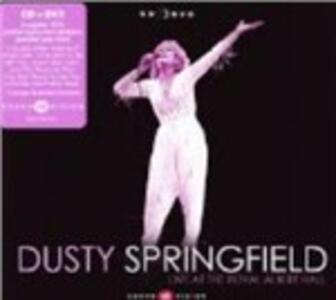 Live at the Royal Albert Hall - CD Audio di Dusty Springfield