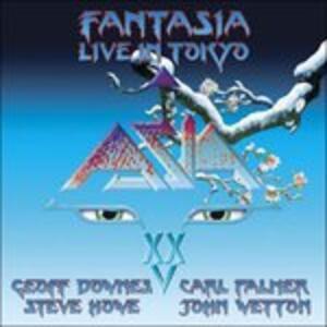 Fantasia Live in Tokyo - CD Audio + DVD di Asia