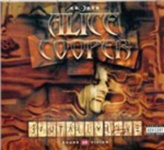 Brutally Live - CD Audio + DVD di Alice Cooper