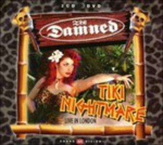 Tiki Nightmare - CD Audio di Damned