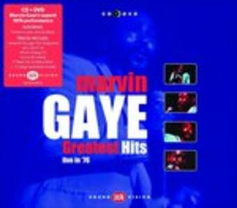 Greatest Hits Live in '76 - CD Audio di Marvin Gaye
