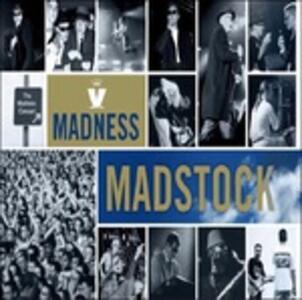 Madstock - CD Audio + DVD di Madness