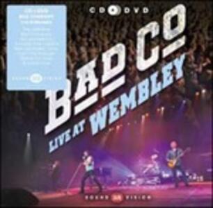 Live at Wembley - CD Audio + DVD di Bad Company
