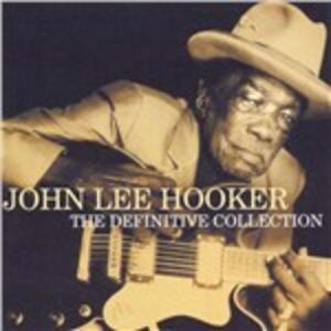 Definitive Collection - CD Audio di John Lee Hooker