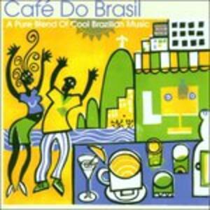 Cafe Do Brasil-A Pure - CD Audio