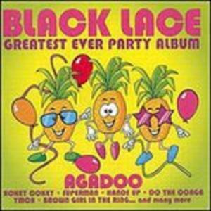 Greatest Ever Party Album - CD Audio di Black Lace