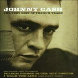 Very Best of Sun Years - CD Audio di Johnny Cash