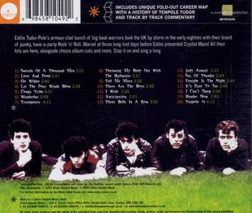 Swords of a Thousand Man - CD Audio di Tenpole Tudor - 2