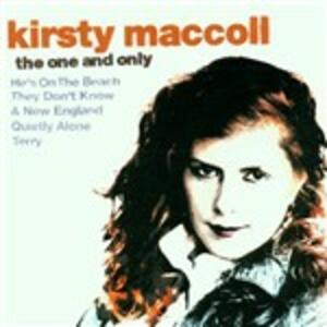 One and Only - CD Audio di Kirsty MacColl