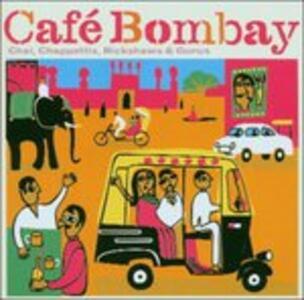 Cafe Bombay - CD Audio