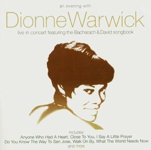 An Evening with - CD Audio di Dionne Warwick