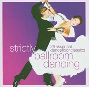 Strictly Ballroom Dancing - CD Audio