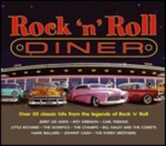 Rock'n'Roll Diner - CD Audio