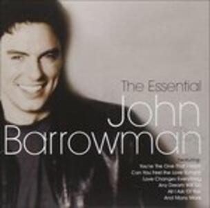 Essential - CD Audio di John Barrowman