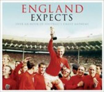England Expects - CD Audio