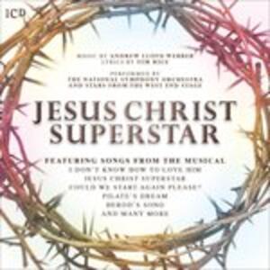 Jesus Christ Superstar (Colonna Sonora) - CD Audio
