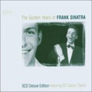 Golden Years of - CD Audio di Frank Sinatra