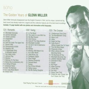 Golden Years of - CD Audio di Glenn Miller - 2