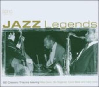 Jazz Legends - CD Audio