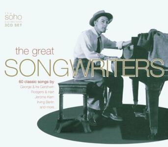 Great Songwriters - CD Audio