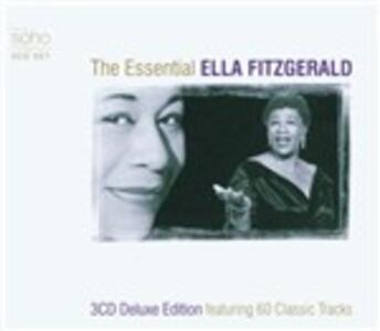 Essential Ella Fitzgerald - CD Audio di Ella Fitzgerald