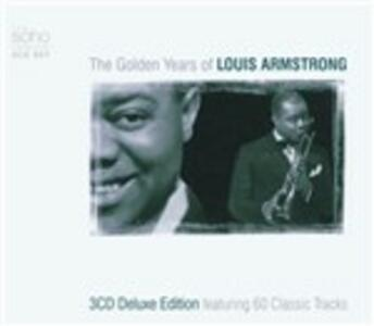 Golden Years - CD Audio di Louis Armstrong
