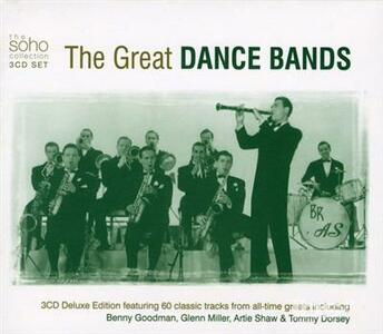 Great Dance Bands - CD Audio
