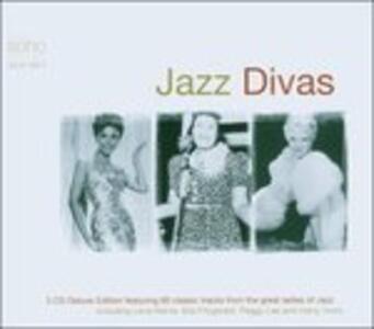 Jazz Divas - CD Audio