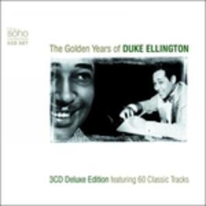 Golden Years of - CD Audio di Duke Ellington