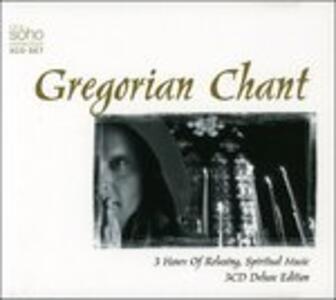 Gregorian Chants - CD Audio