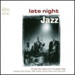 Late Night Jazz - CD Audio