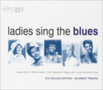 Ladies Sing the Blues - CD Audio
